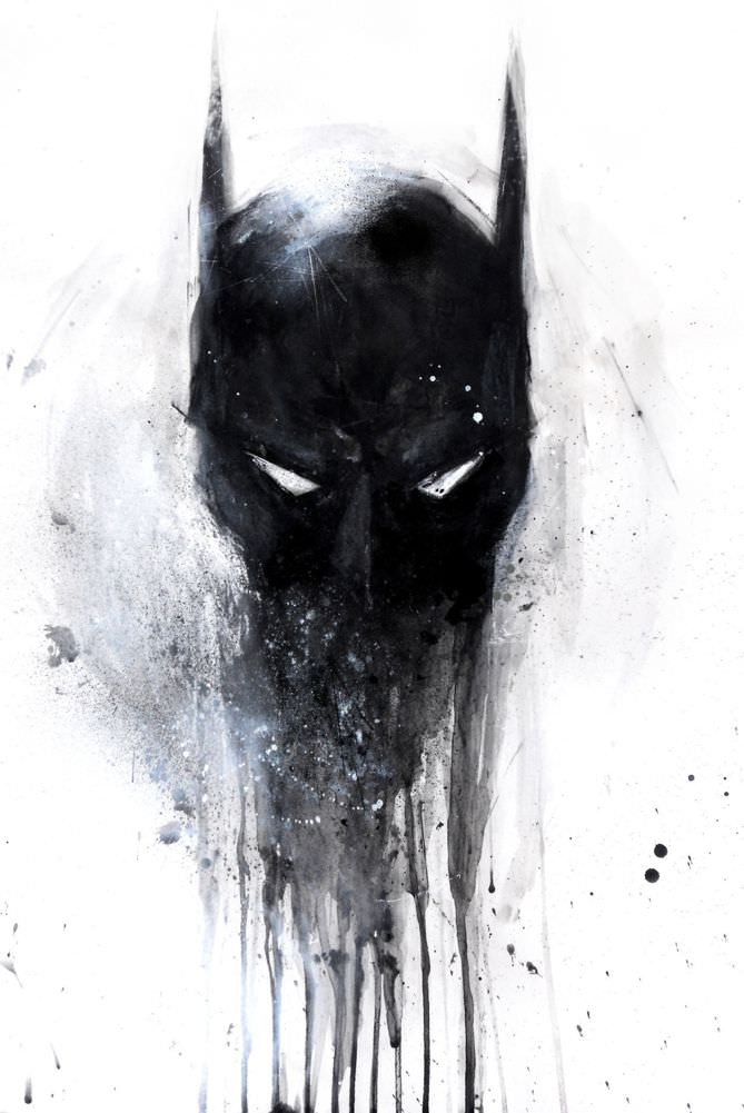 Dark Knight by Oliver Meinerding