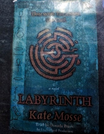 Cover of Labyrinth by Kate Moss