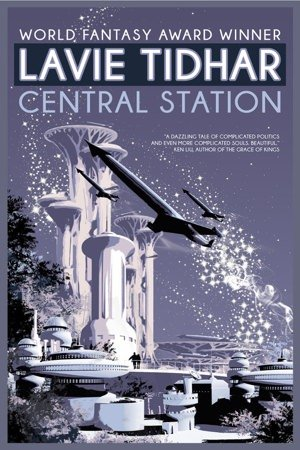 "Book cover for ""Central Station"""