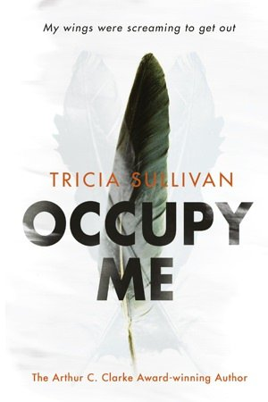 "Jacket cover for ""Occupy Me"""