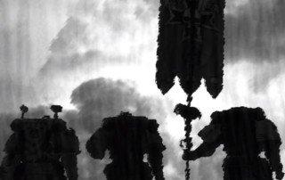 Screenshot from Part 4, A Warhammer 40k Story by Richard Boylan